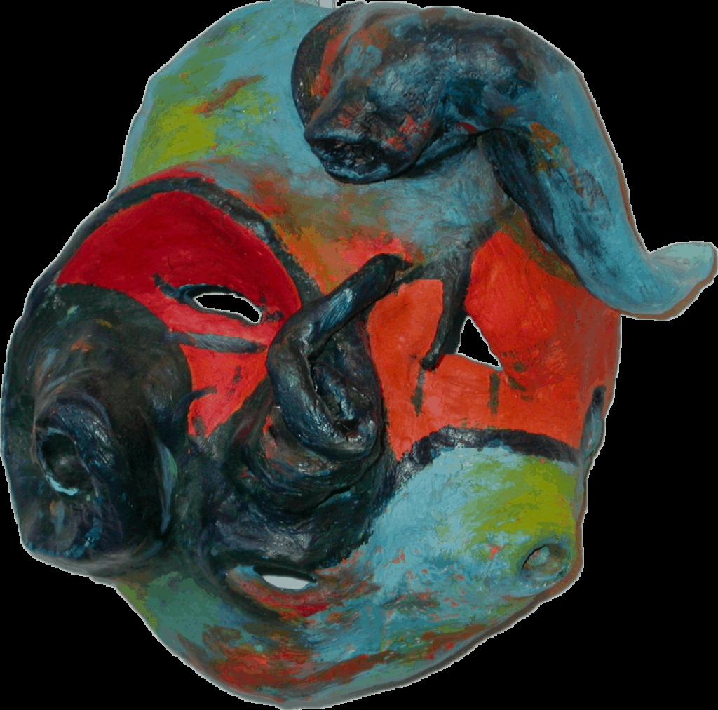 Masque de Sylvie Basté 1