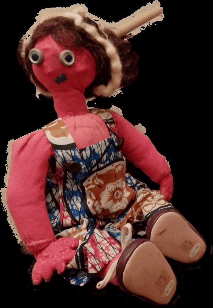 Marionnette de Sylvie Basté 1